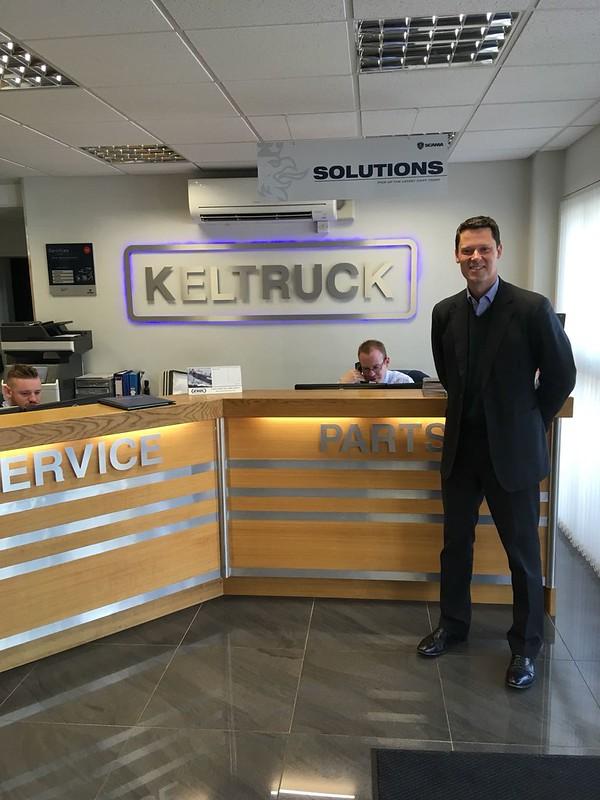 #Keltruck #Scania #Cheltenham