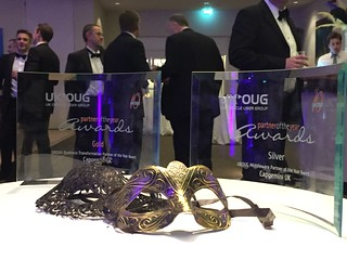 UKOUG Awards evening | by Phil & Catherine Wilkins