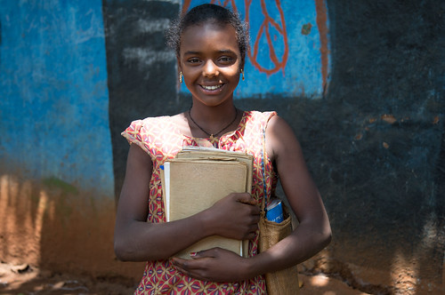 International Day of the Girl Child 2017- Child Marriage | by UNICEF Ethiopia
