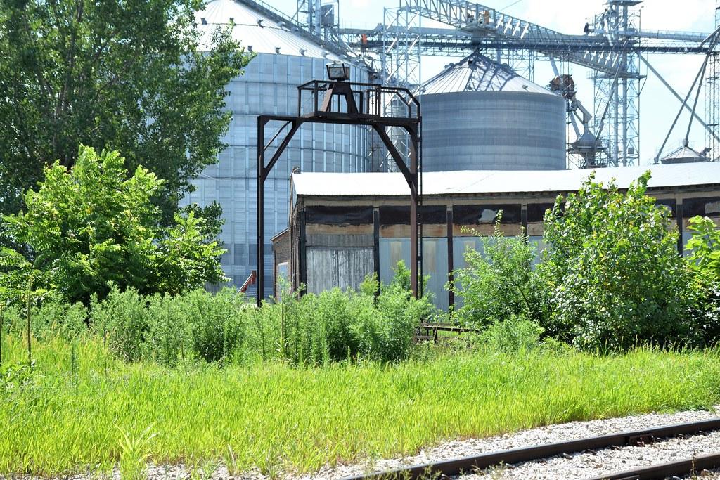 Chicago, Rock Island & Pacific Railroad, Turntable, Iowa