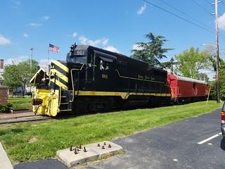 Lebanon Mason and Monroe Railroad