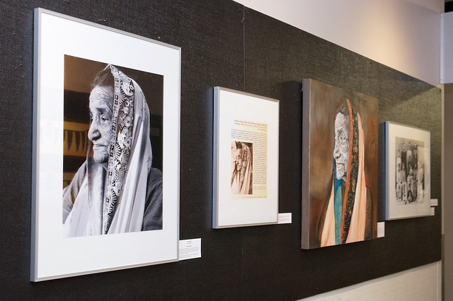 Migrations: Birds and People - An exhibition that addresses immigration by thirteen Burnaby artists. By Artist/Curator Taslim Samji. September 29-October 1, 2017. Shadbolt Centre for the Arts.