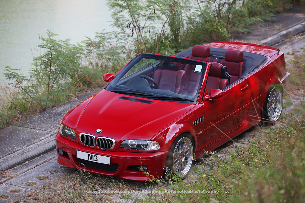 Bmw E46 M3 Cabriolet Hong Kong Very Very Nice Check Out Flickr