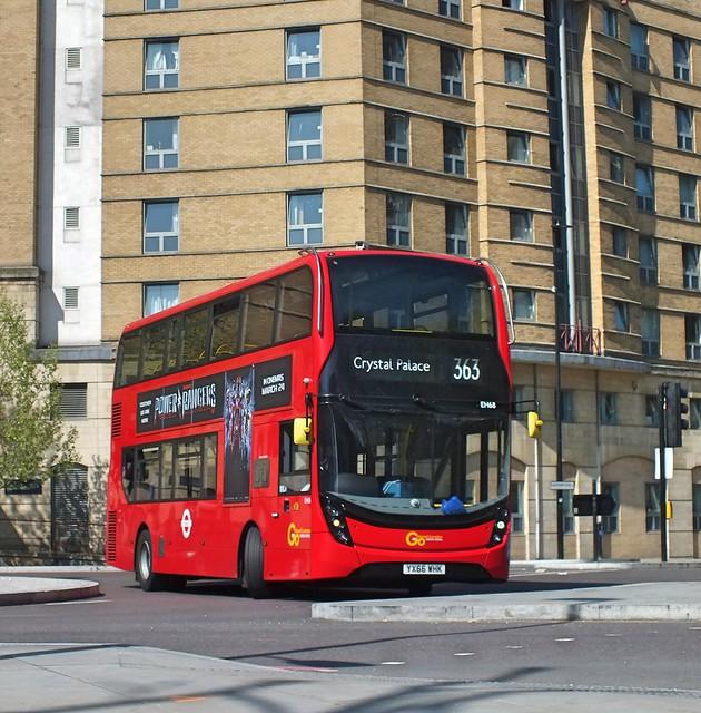 Go Ahead London Central - EH68 - YX66WHK