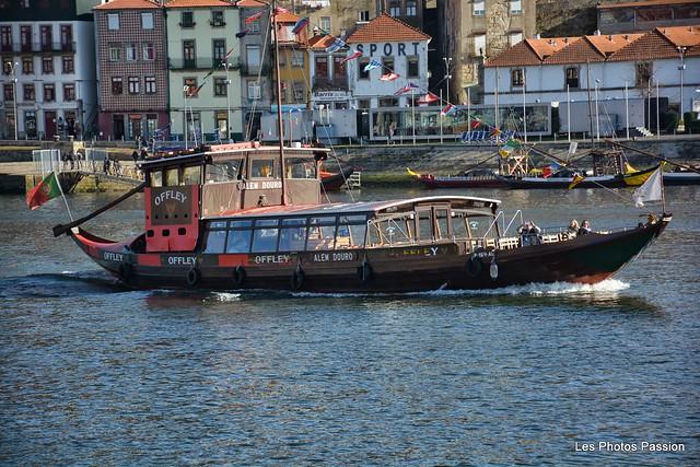 Porto. Le Douro