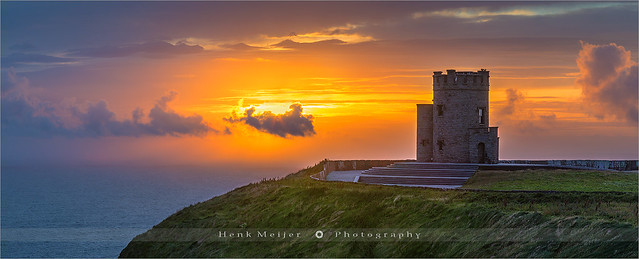 O'Brien's Tower - Cliffs Of Moher - Ireland