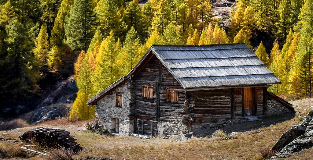 Authentique chalet Haut-Alpin