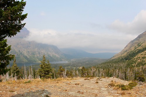 Views from the Aster Park Trail, Glacier National Park, Montana