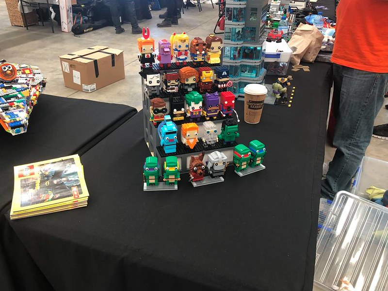 Bendigo Record Comic & Toy Fair 2017