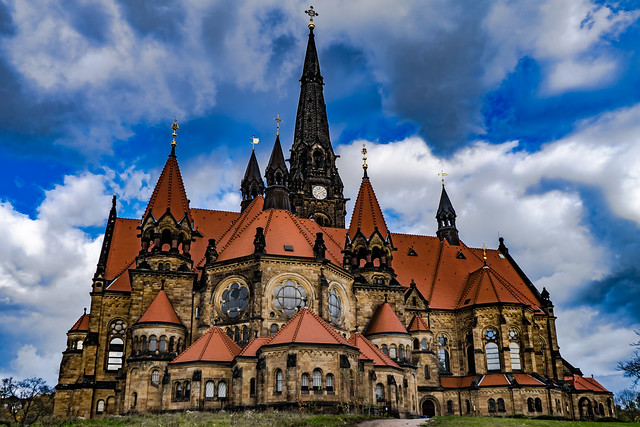 Garnisionskirche St. Martin Dresden
