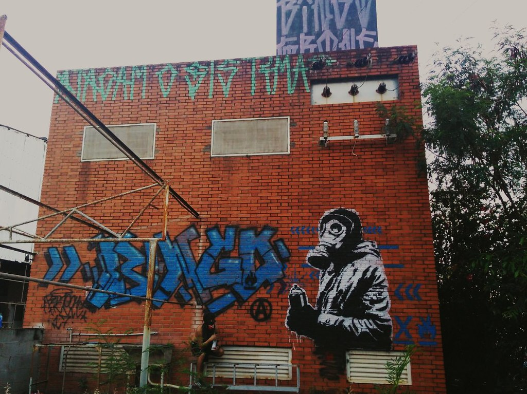 friday I'm love 🌞         #bingone #graff #letters #urban…   Flickr