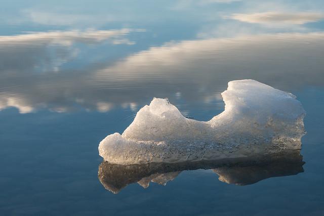 Jökulsárlón Iceburg