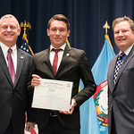 Fri, 10/20/2017 - 14:23 - On October 20, 2017, the William J. Perry Center for Hemispheric Defense Studies hosted a graduation ceremony for its Strategy and Defense Policy course. The ceremony took place in Lincoln Hall at Fort McNair in Washington, DC.