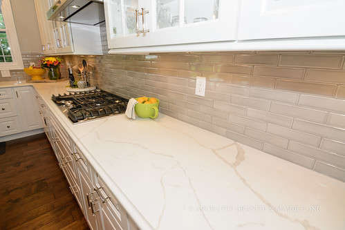 Marble Kitchen Countertops | by ArchCityGranite