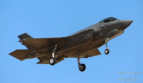 USAF F-35A | by danreeves14
