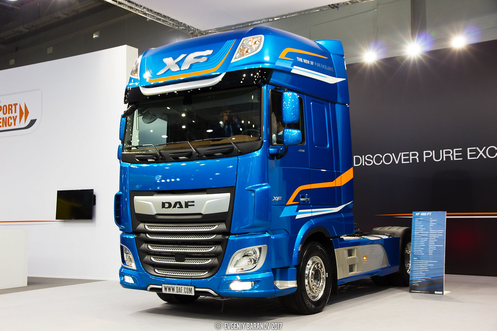 DAF XF Euro 6 Pure Excellence   Evgeniy Baranov   Flickr