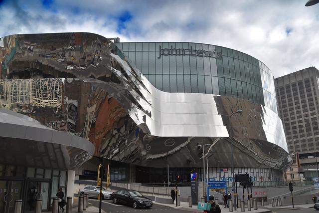 Grand Central, Birmingham City Centre.