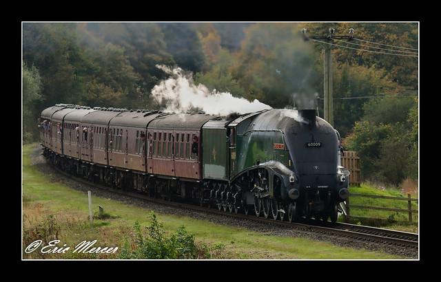 LNER Class A4 4-6-2 60009