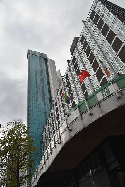 Skyline, Birmingham City Centre.