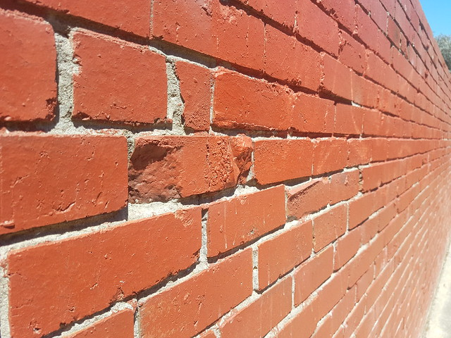 Overfired Bricks