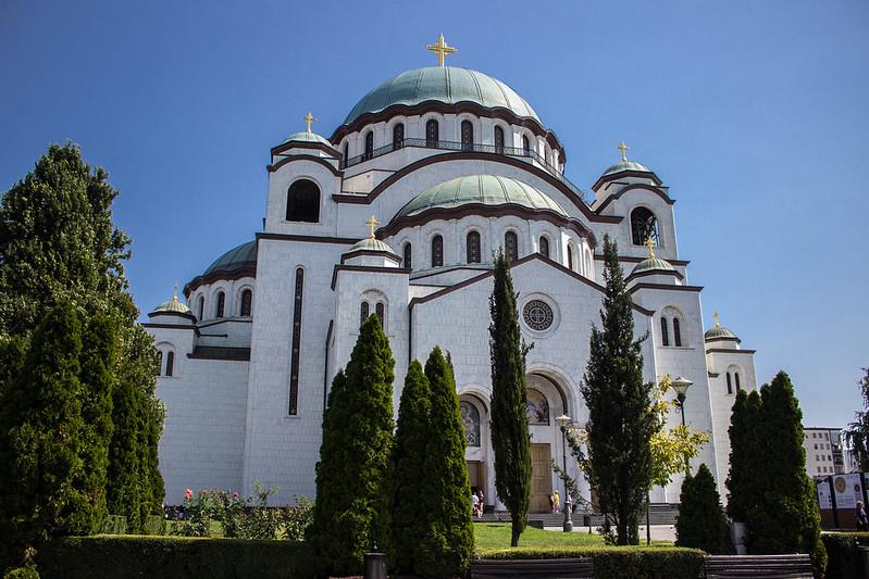 Белград достопримечательности фото