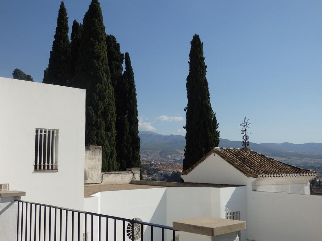 View from the Carmen-Estudio