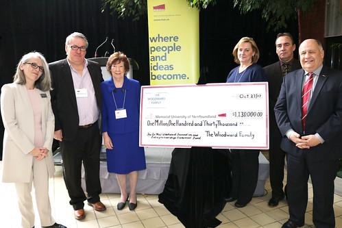 Woodward family donates $1.13 million to empower student entrepreneurs 1