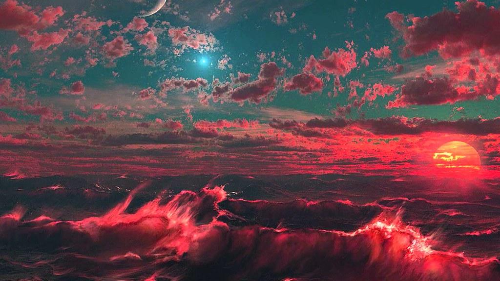 wallpaper pemandangan sunset  via Blogger bit.ly/2xA5eHq  Flickr