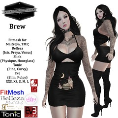 Kreepshow Ad Brew