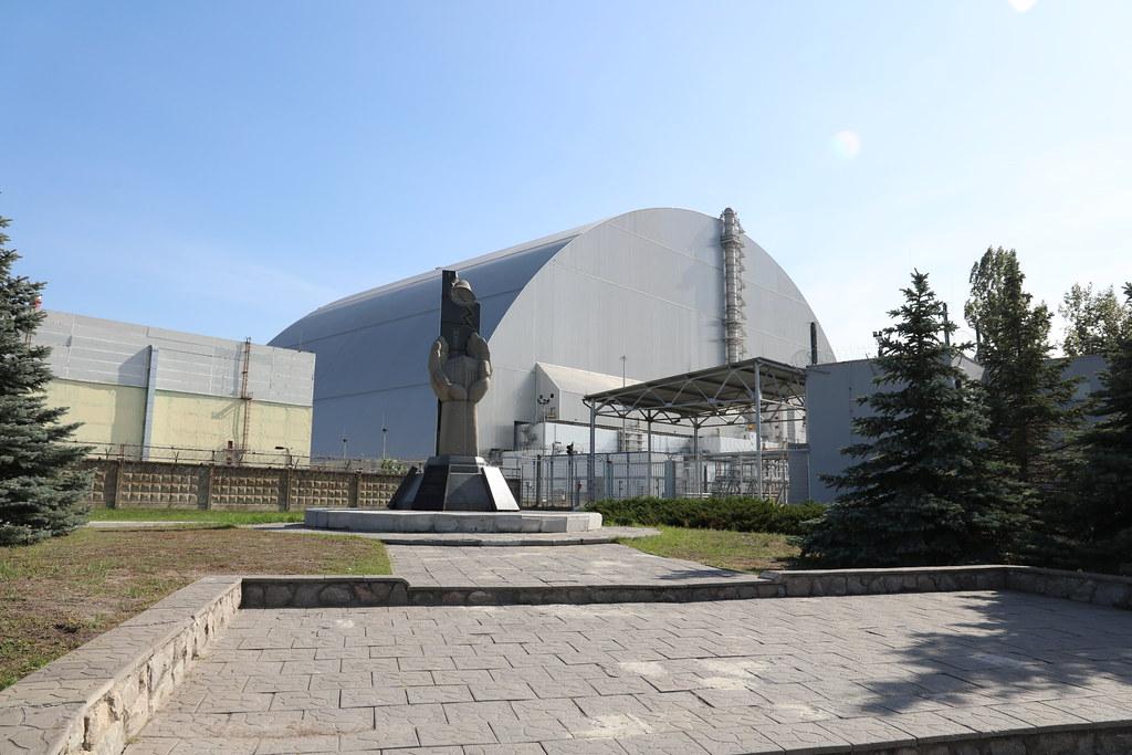 Sarcophagus Chernobyl | Chernobyl Ukraine | Raymond