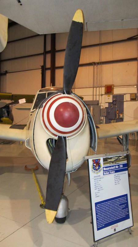 Messerschmitt Me-208 4