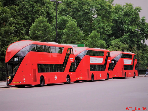 Bus LT807 London | by WT_fan06