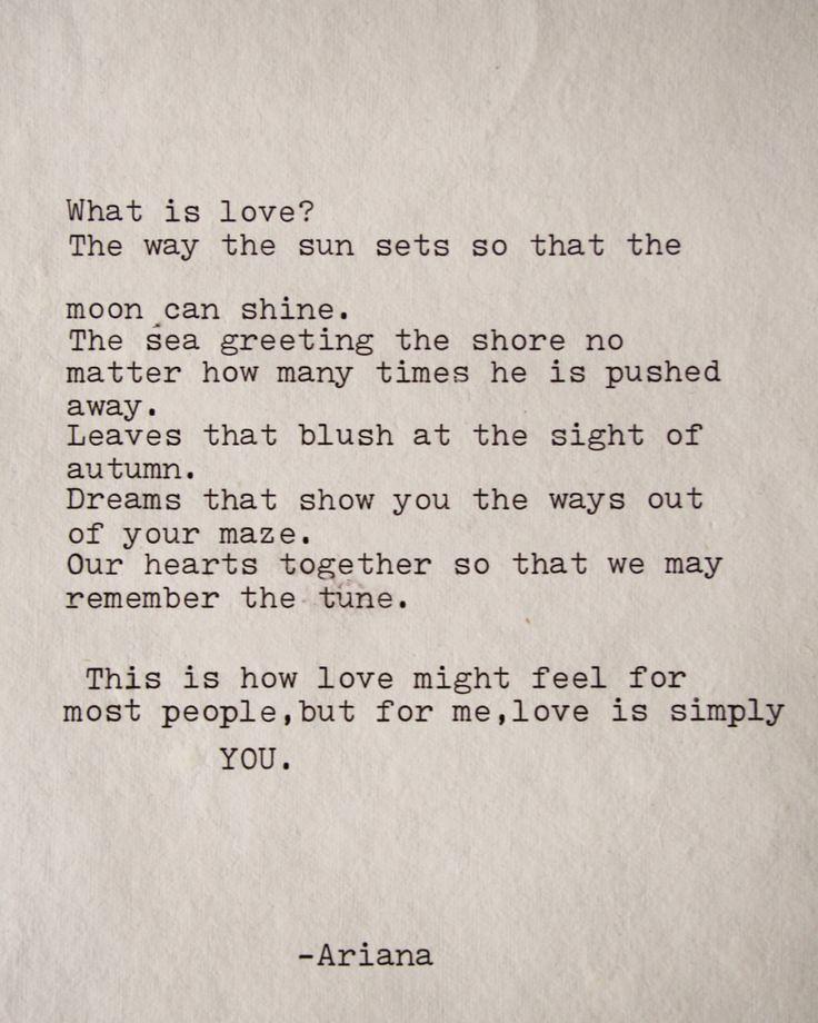 Sad Love Quotes : Poem love poem poetry love song romantic ...