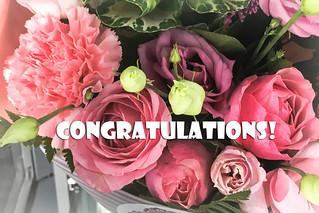 Congratulations   by wuestenigel