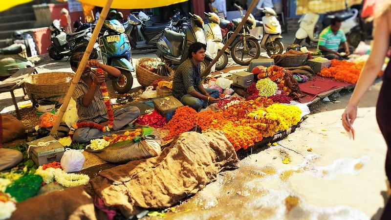 Merchants in Jaipur