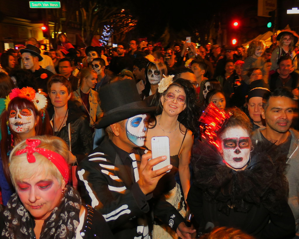 2016 Day Of The Dead Procession SF Mission 57 | Carnaval.com ...