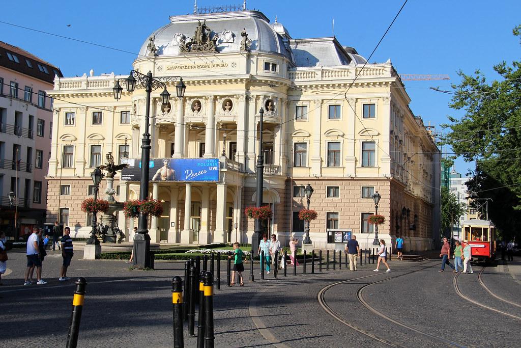 Bratislava - Slovenské národné divadlo