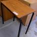 Teak study desk E35