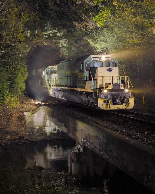 WHFF at Tamaqua Tunnel