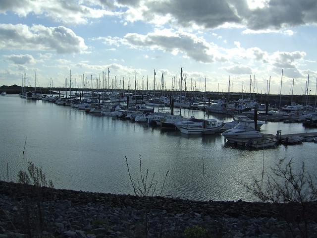 Burnham-on-Crouch marina