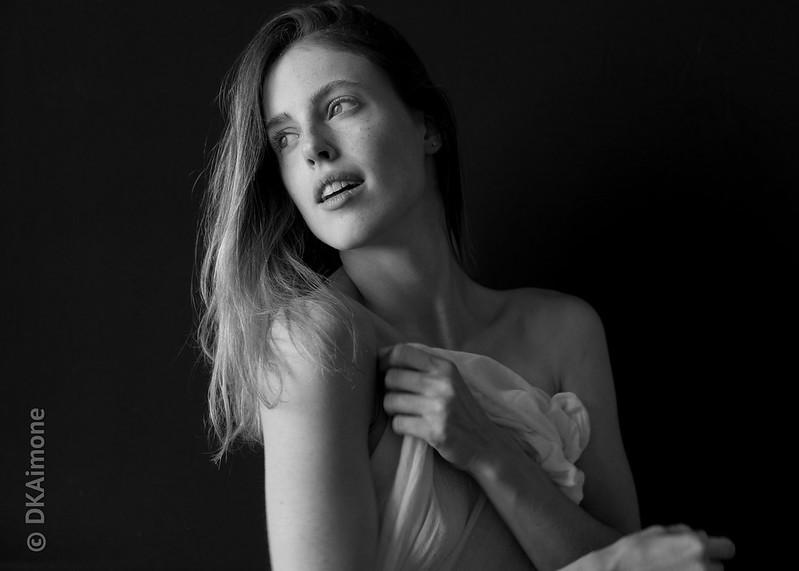 Katie, Portrait