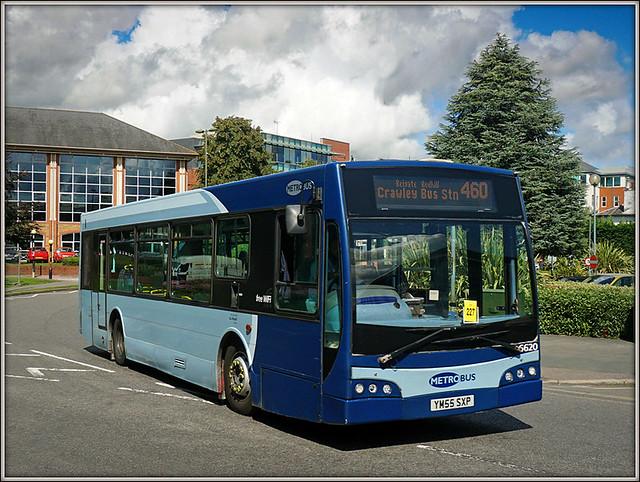 Metrobus 6620, Reigate
