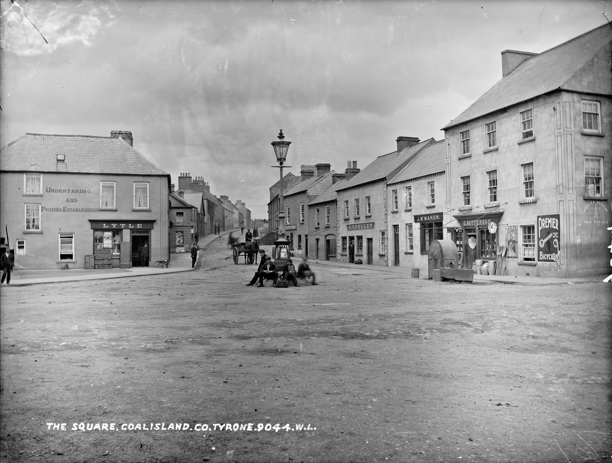 Square, Coalisland, Co. Tyrone