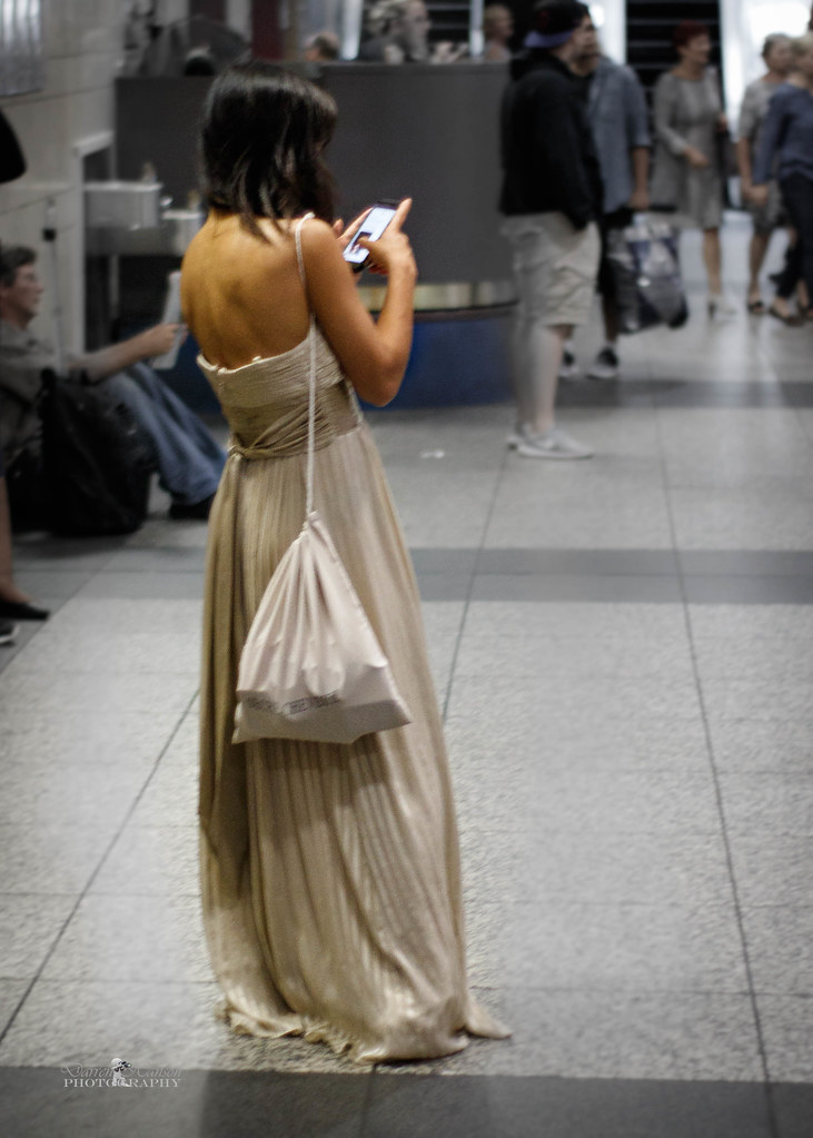 Lady in the Station