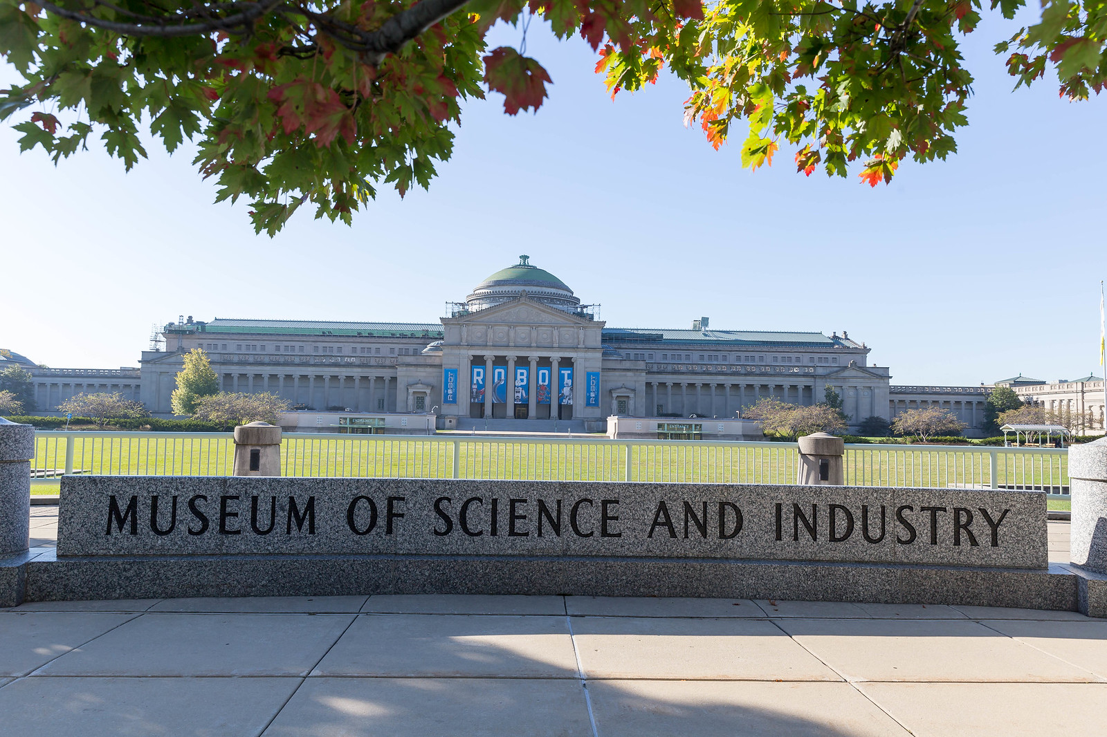 Das Museum of Science and Industry in Chicago