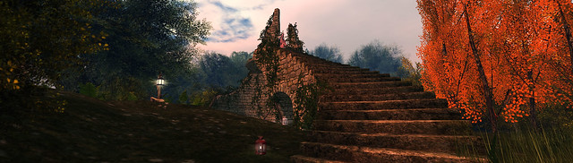 Autumn In Stone [] (SS) Atmospheric 1300cloudy