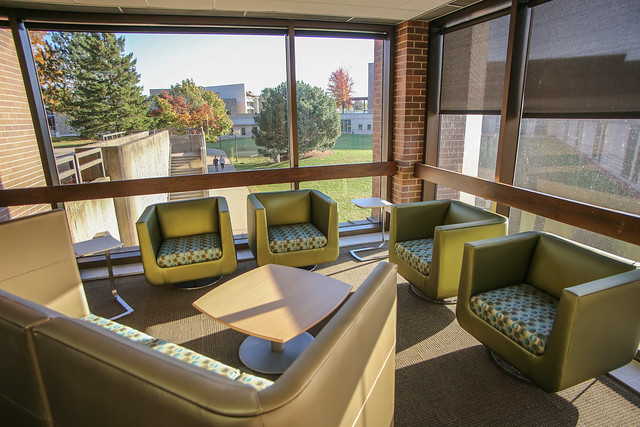 Cofrin Library Commons