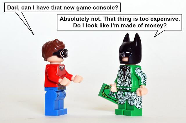 Bat-money