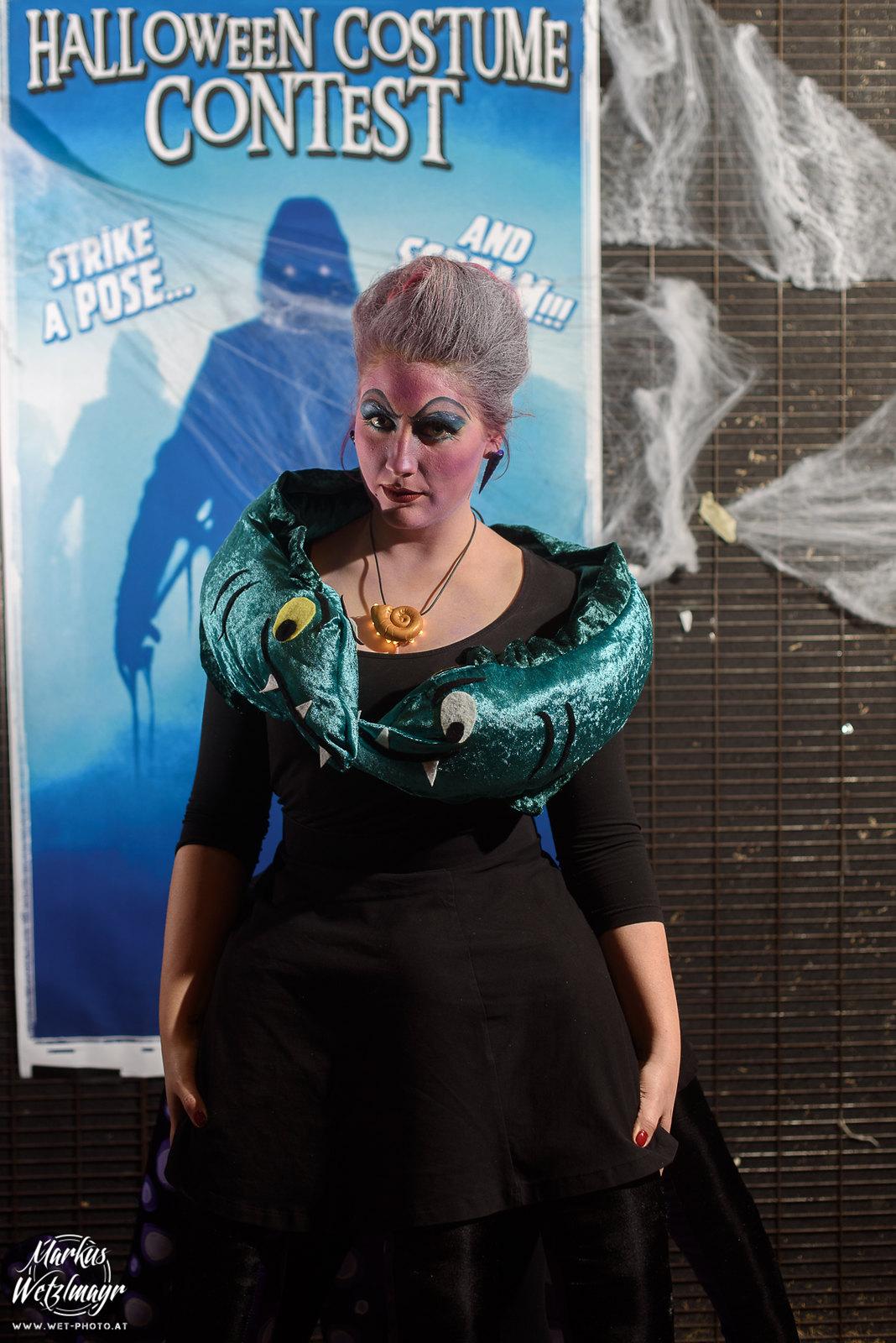 "#7 - Judith Pospischil, ""Ursula"" - Everyday is Halloween, 15 Years of BZFOS"