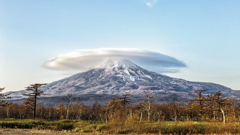 Bogdan Khmelnitskii volcano